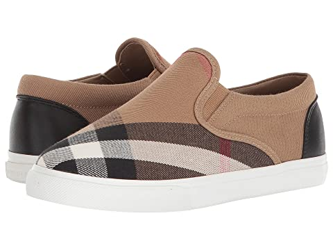 Burberry Kids Linus ABDYQ Shoe (Toddler/Little Kid)
