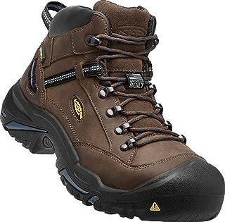 Men's Braddock Mid (Steel Toe) Waterproof Leather Work Boot
