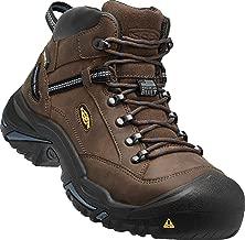 KEEN Utility - Men's Braddock Mid (Steel Toe) Waterproof Leather Work Boot