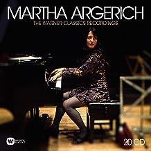 Martha Argerich Warner Classics Recordings 20Cd