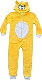 ThePyjamaFactory Stampy Cat Long Nose Animal Costume - Childrens Plush One Piece Pajamas