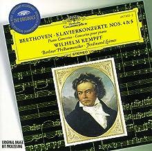Beethoven Pno Concertos Nos.4 5