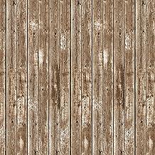 Beistle Barn Siding Backdrop Party Accessory, 4-Feet by 30-Feet
