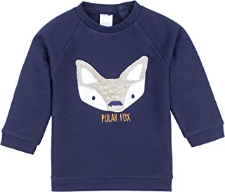 STUMMER Baby Mini Boys Jungen Sweatshirt//Sweat blau