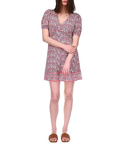 MICHAEL Michael Kors Floral Border Button-Up Dress