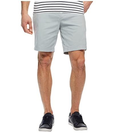 Nautica Classic Fit Stretch Deck Shorts (True Quarry) Men