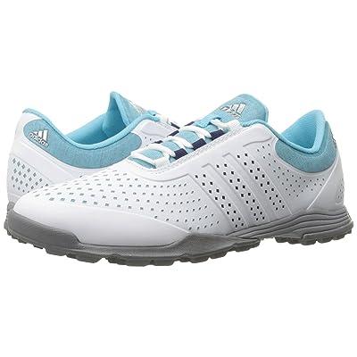 adidas Golf Adipure Sport (Blue Glow/Night Sky/Dark Silver Metallic) Women