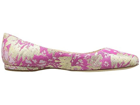 Huge Surprise For Sale Nine West SpeakUp Flat Pink Multi Romantic Jacquard Low Price Fee Shipping Sale Online Clearance Fashionable Outlet 2018 New e8p3MzL
