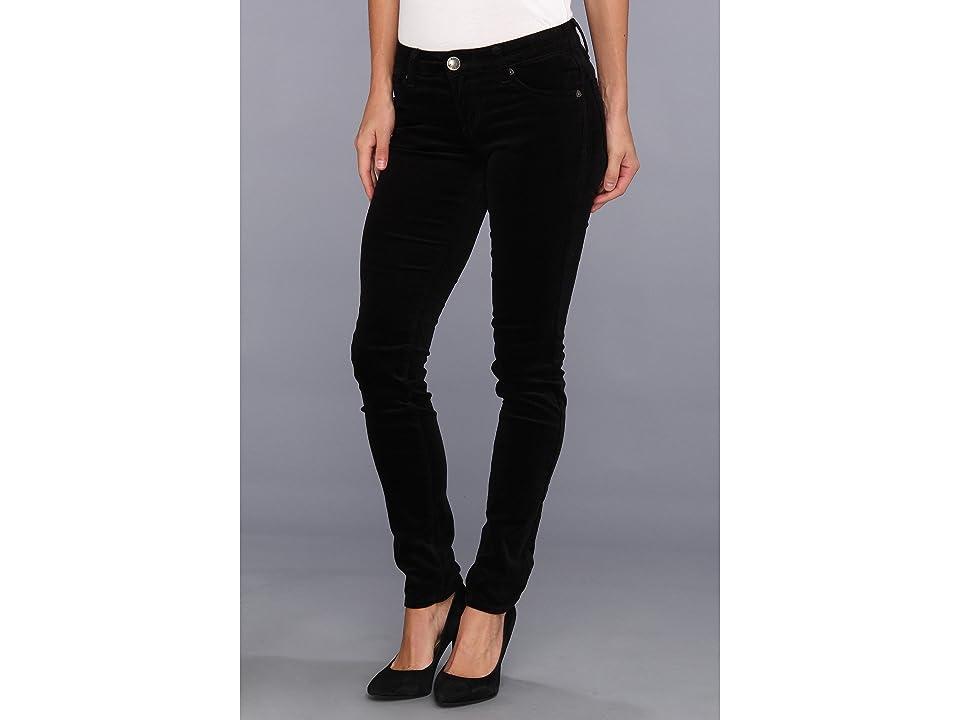 KUT from the Kloth Diana Cord Skinny Jean (Black) Women