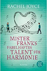 Mister Franks fabelhaftes Talent für Harmonie: Roman (German Edition) Kindle Edition