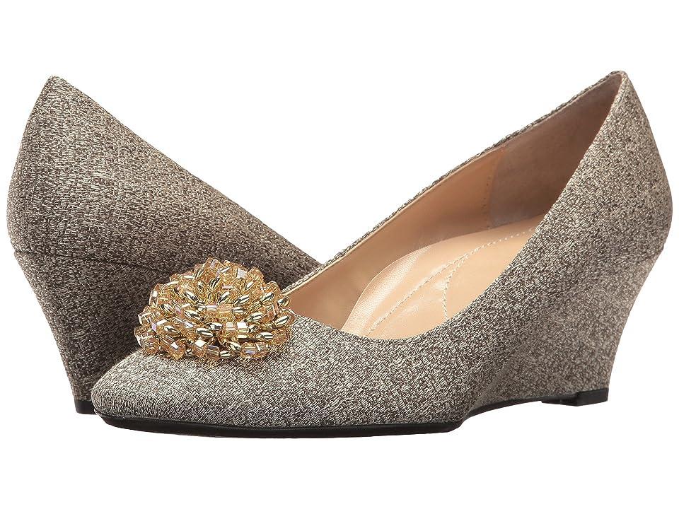J. Renee Eloisa (Gold) High Heels