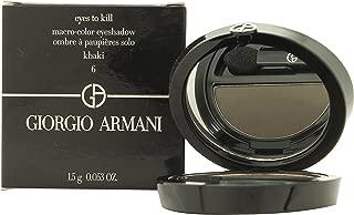 Giorgio Armani Eyes To Kill Solo Eyeshadow - #. 06 Khaki, 0.053 Ounce