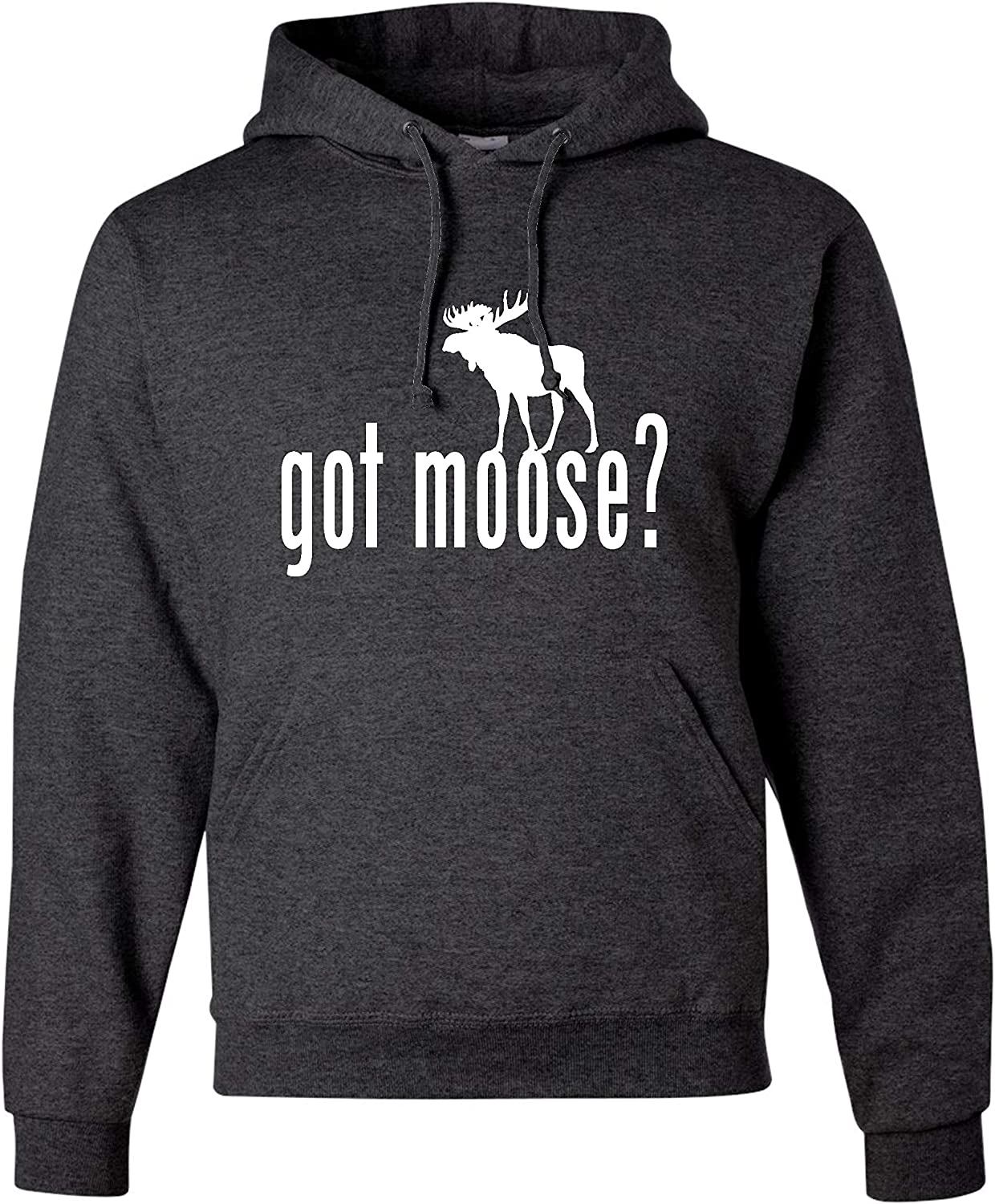 Go All Out free Adult Got Hoodie Funny Hunting Soldering Sweatshirt Moose