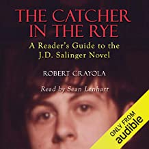 catcher and the rye audiobook