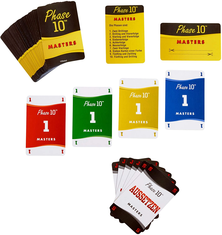 10 master phase 2003 Fundex