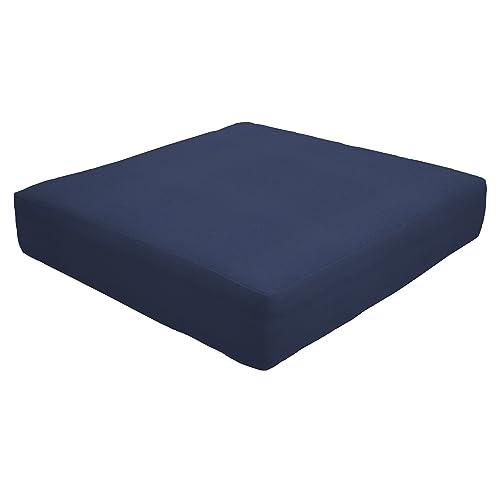 Incredible Outdoor Ottoman Cushion Amazon Com Dailytribune Chair Design For Home Dailytribuneorg