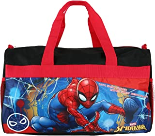"Marvel Spiderman 18"" Carry-On Duffel Bag"