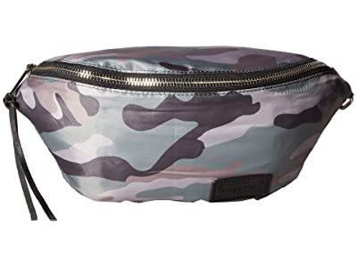 Rebecca Minkoff Nylon Belt Bag (Camo Print) Handbags
