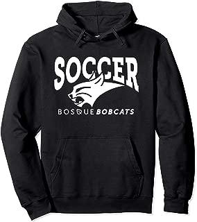 Bosque High School Bobcats Pullover Hoodie C9