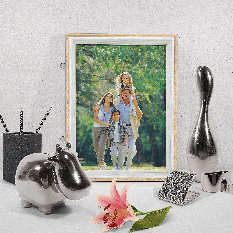 Lot de 3 Simpeak Cadre Photo 10x15 cm