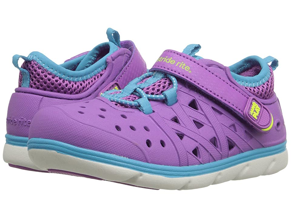 Stride Rite Made 2 Play Phibian (Toddler/Little Kid/Big Kid) (Purple) Girls Shoes