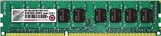 TRANSCEND 8GB DDR3 1600MHz ECC DIMM CL11 2Rx8