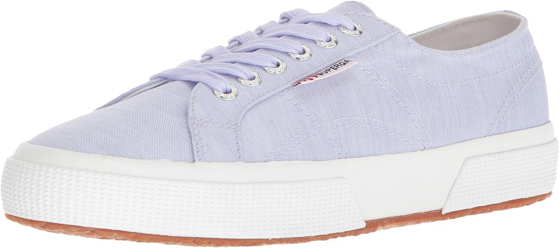 Superga Womens 2750 Fabricshirtu Sneaker