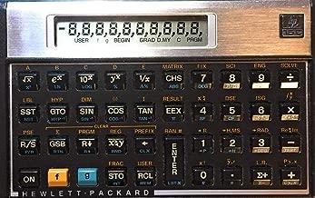 Hewlet Packard Hp 15C Program [Original Version.Made In Usa ] Advanced Scientific Calculator (Renewed)