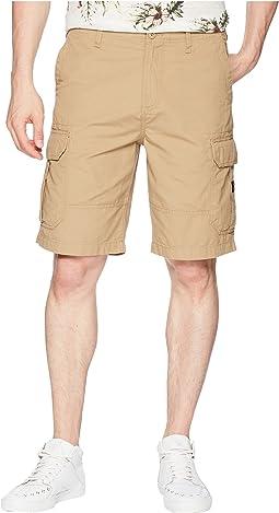 """Ripstop Cargo 21"""" Shorts"""