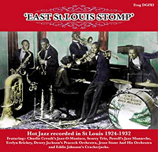 East St. Louis Stomp / Various