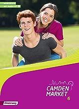 Camden Market 6. Workbook mit Audio-CD: Ausgabe 2013 - Binnendifferenzierendes Englischlehrwerk für die Sekundarstufe 1 und Grundschule 5 / 6