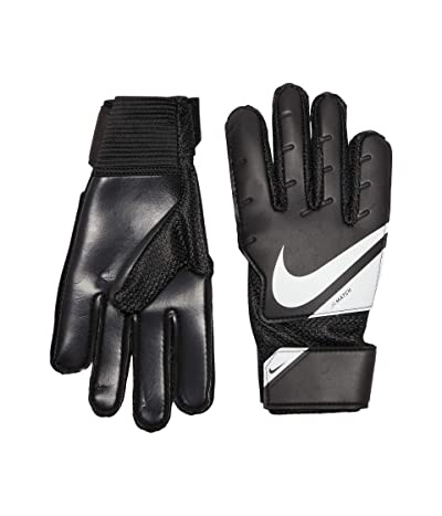 Nike Kids Match Jr FA20 (Little Kid/Big Kid) (Black/White/White) Extreme Cold Weather Gloves