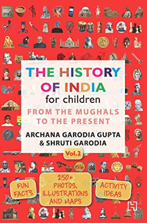 The History of India for Children Vol 2