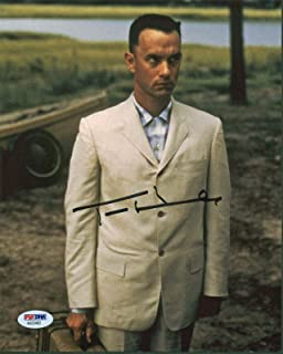 Tom Hanks Forrest Gump Signed 8x10 photo Autographed #AB33462 - PSA/DNA Certified