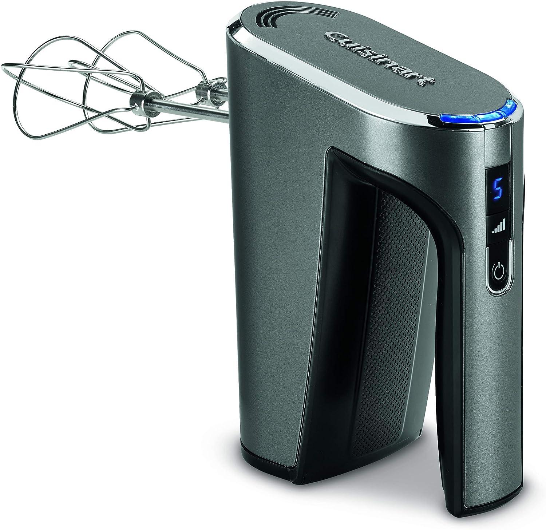 35% OFF Cuisinart RHM-100 EvolutionX Cordless Super beauty product restock quality top! Hand Mixer Speeds 5 Gray