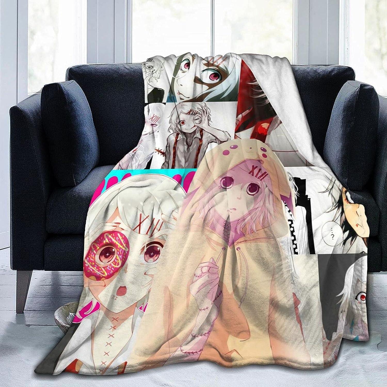 Juuzou Suzuya Fluffy Soft and Blanket Em Anime Warm 2021 spring summer Columbus Mall new Comfortable