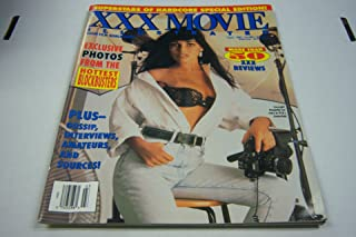 XXX Movie Illustrated - Busty Adult Magazine -