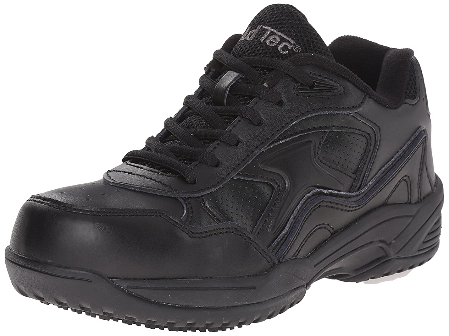 一般的に懐ドラマAdTec Women's Composite Toe Uniform Athletic Boot, Black, 10 M US