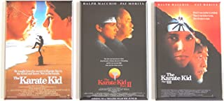 The Karate Kid Movie Poster Fridge Magnet Set (2 x 3 inches each)
