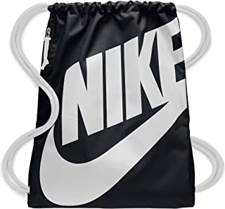 purple nike drawstring bag