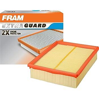 FRAM Extra Guard Air Filter, CA10083 for Select Hyundai Vehicles