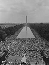 VintPrint Photography Poster - Civil Rights March on Washington D.C. (Aerial View of th.