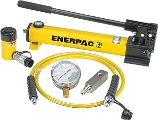 enerpac cylinder pump set