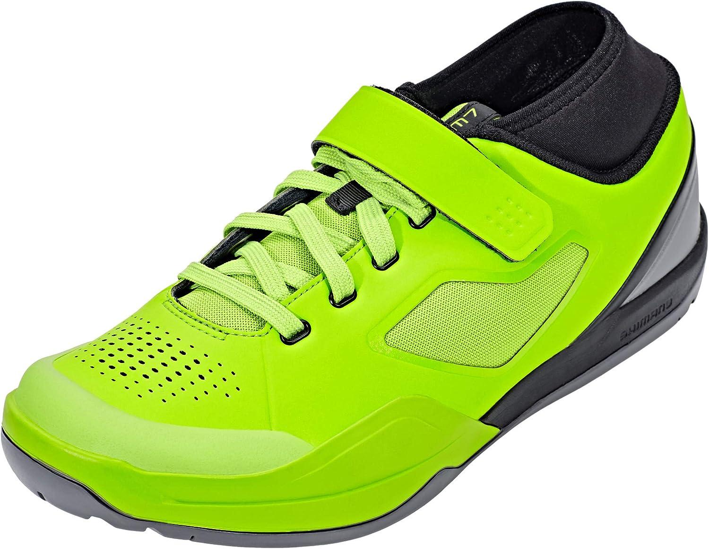 SHIMANO SH MTB Am701 Zapatillas de Ciclismo de Carretera Unisex Adulto