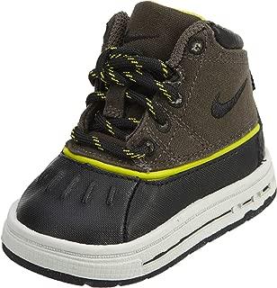 Toddler Woodside Ironstone/Black-Light Bone-High Voltage Sneakers 4.5