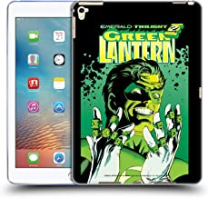 Official Green Lantern DC Comics Emerald Twilight Comic Book Covers Soft Gel Case Compatible for iPad Pro 9.7 (2016)