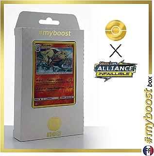 my-booster SM10-FR-22HR Pokémon Cards