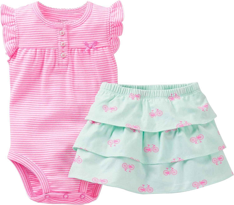 Baby Skirt Set