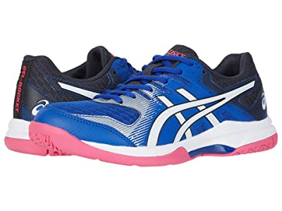 ASICS GEL-Rocket(r) 9 (Asics Blue/White) Women