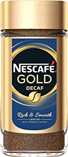 Nescafe Gold Decaf Pure Soluble Coffee, 200g